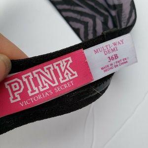 PINK Victoria's Secret Intimates & Sleepwear - Victoria's Secret PINK sz 36B Demi Bra